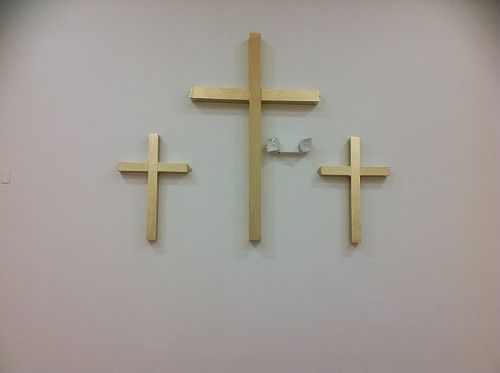 Gold church crosses,, outdoor church cross, indoor church cross, lighted church cross, LED church cross, stage cross